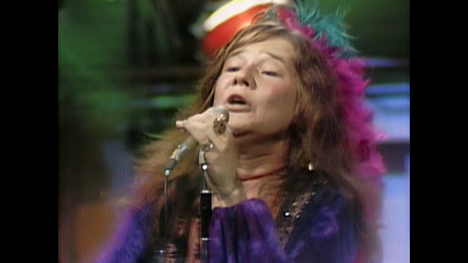 Rock Icons: June 25, 1970 Janis Joplin