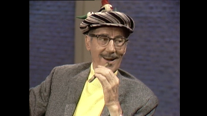Comic Legends: May 25, 1971 Groucho Marx