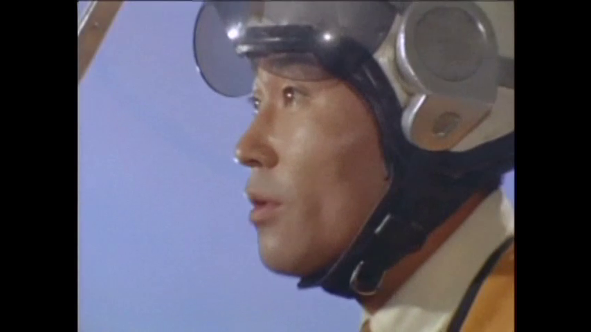 Farewell, Ultraman!