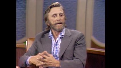 Hollywood Greats: June 29, 1971 Kirk Douglas
