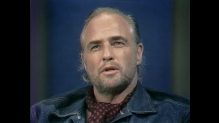 Hollywood Greats: June 12, 1973 Marlon Brando