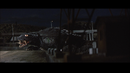 Gamera vs Jiger