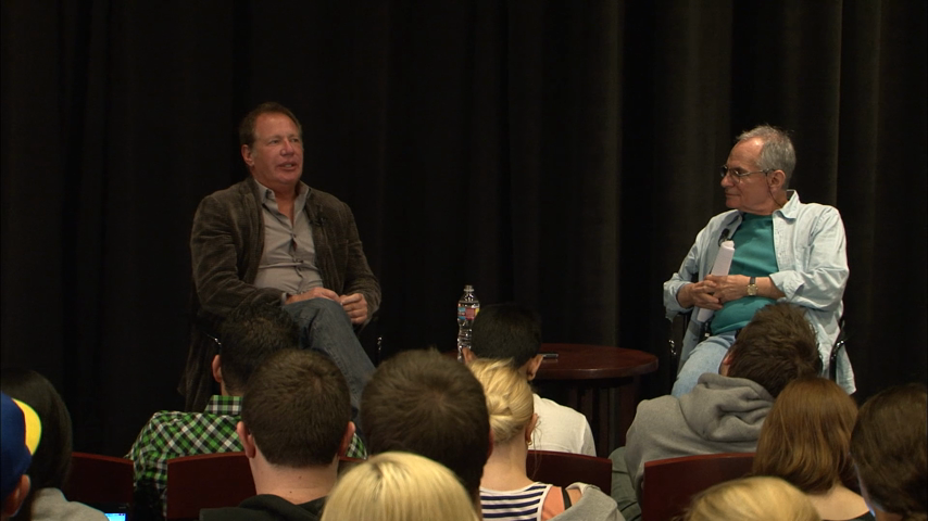Garry Shandling: USC Lecture