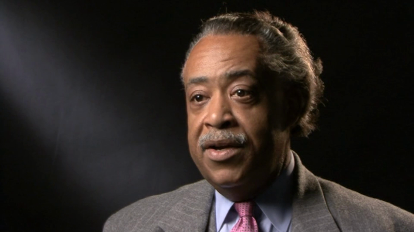 James Brown: Al Sharpton Interview