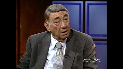 Sports Icons: May 25, 1991 Howard Cosell