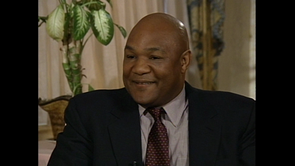 Sports Icons: April 16,1993 George Foreman