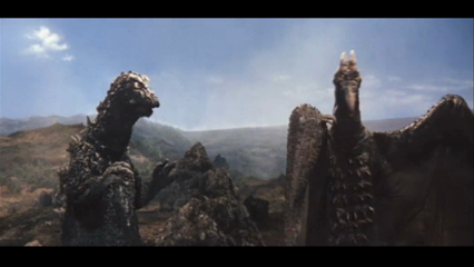 Godzilla Marathon