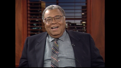 Black History Month: April 23, 1995 James Earl Jones Pt. 1