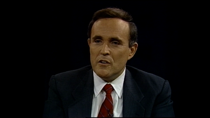 Politicians: January 4, 1982 Rudy Giuliani