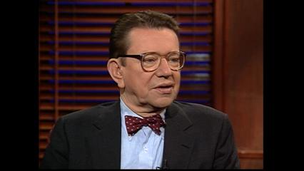 Politicians: July 20. 1992 Senator Paul Simon