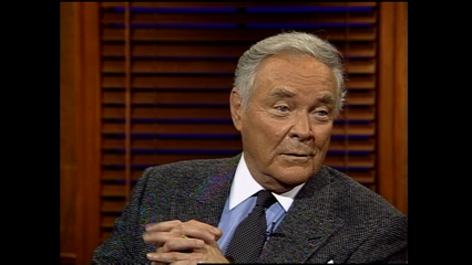 Politicians: November 11, 1992 Alexander Haig Part 2