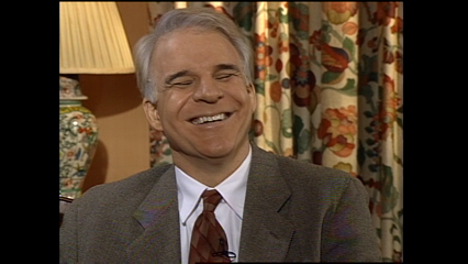 Comic Legends: December 17, 1992 Steve Martin