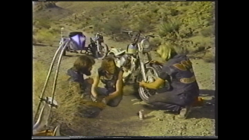 Naked Angels [VHS Vault]