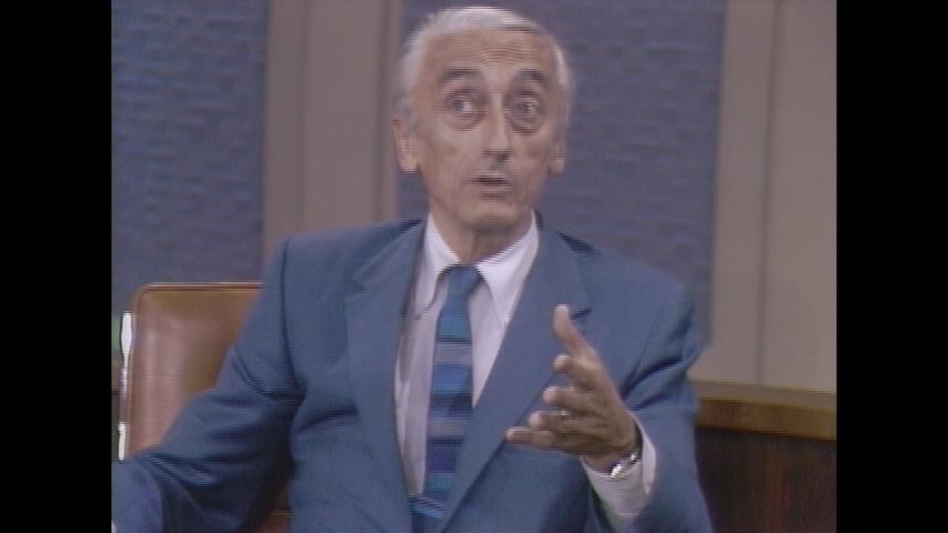 Visionaries: June 28, 1971 Jacques Cousteau