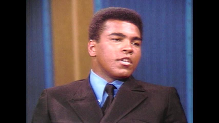 Sports Icons: May 20, 1970 Muhammad Ali