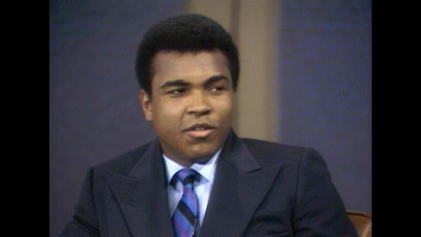 Sports Icons: March 15, 1971 Muhammad Ali