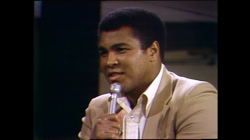 Olympians: February 20, 1979 Muhammad Ali & Olympic Serenaders