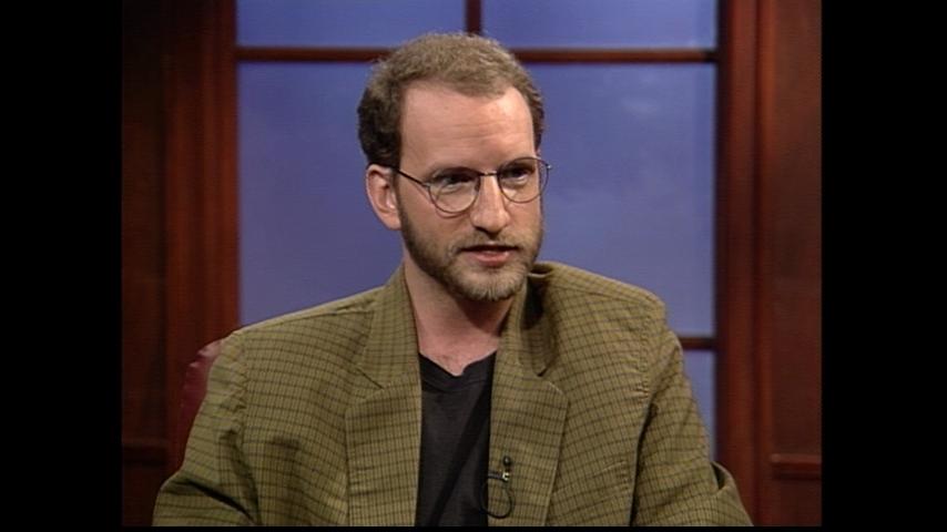 Contemporary Directors: January 18, 1992 Steven Soderbergh