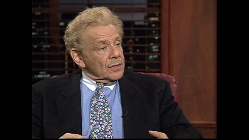 Comic Legends: March 18, 1995 Jerry Stiller