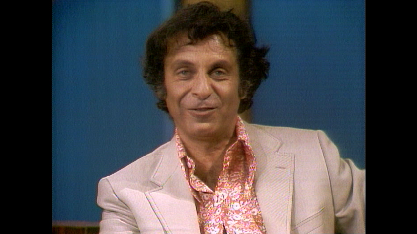 Comic Legends: August 4, 1970 Mort Sahl