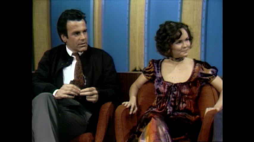 The Dick Cavett Show Award Winners: February 10, 1971 Sally Field