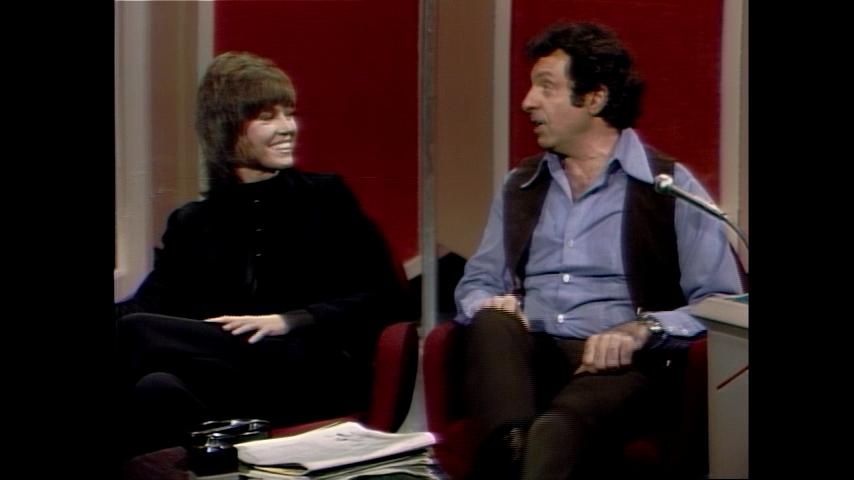 The Dick Cavett Show Award Winners: March 13, 1970 Jane Fonda