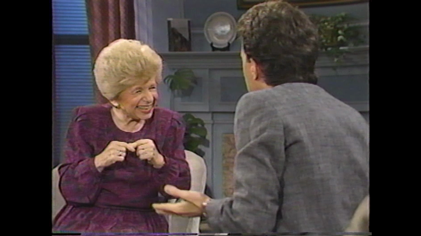 Dr. Ruth & Jerry Seinfeld