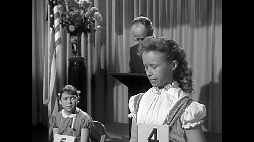 Father Knows Best: S3 E30 - The Spelling Bee