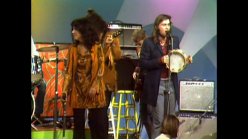 The Dick Cavett Show: Rock Icons - Jefferson Airplane (August 19, 1969)