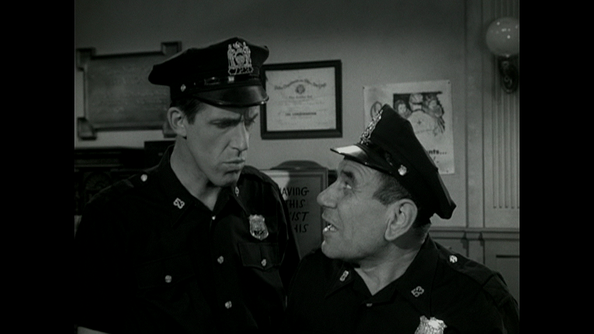 Car 54, Where Are You?: S1 E7 - The Paint Job
