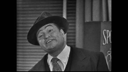 The Red Skelton Show: Willie And The Burglar