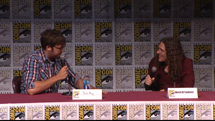 Backlot: S1 E7 - San Diego Comic-Con 2014: UHF Panel