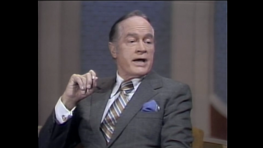 The Dick Cavett Show: Comic Legends - Bob Hope (October 4, 1972)