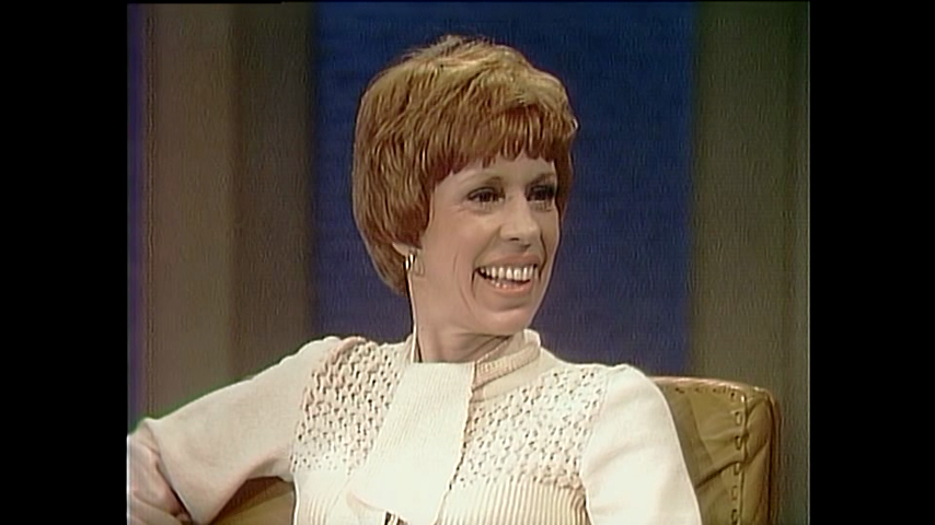 The Dick Cavett Show: Comic Legends - Carol Burnett (February 21, 1974)