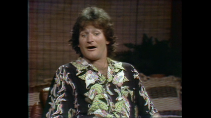 Comic Legends: May 16-17, 1979 Robin Williams