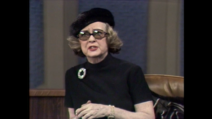 Hollywood Greats: November 17, 1971 Bette Davis