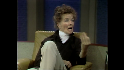 The Dick Cavett Show: Hollywood Greats - Katharine Hepburn, Part 2 (October 3, 1973)