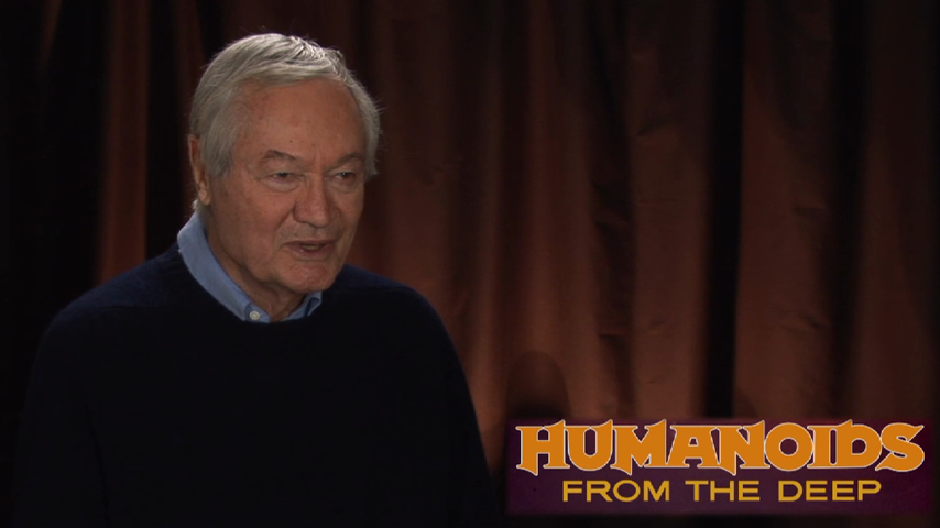 Humanoids from the Deep: Interview with Roger Corman