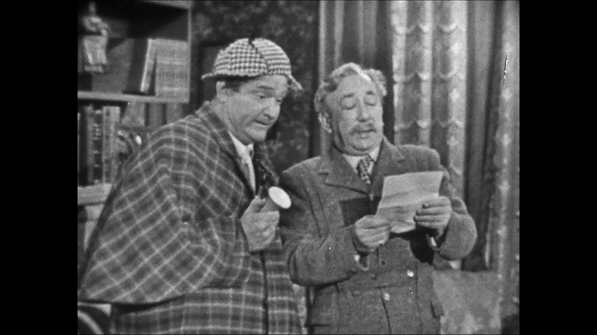 The Red Skelton Show: Sherlock Holmes