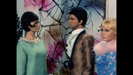 Captain Scarlet And The Mysterons: S1 E14 - Model Spy