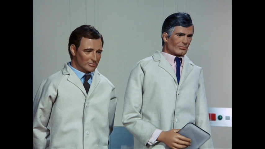 Captain Scarlet And The Mysterons: S1 E21 - Treble Cross