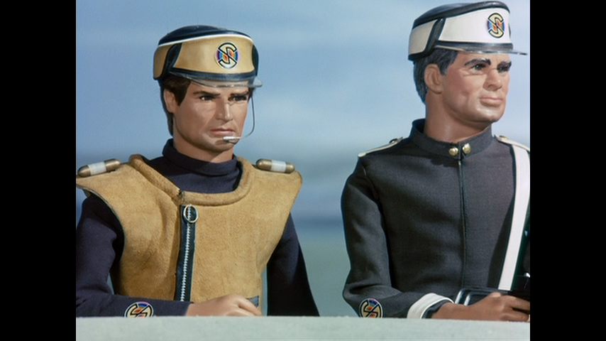 Captain Scarlet And The Mysterons: S1 E27 - Codename Europa