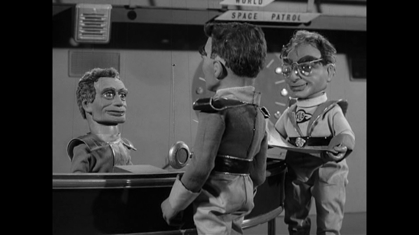 Fireball XL5: S1 E21 - Robert To The Rescue