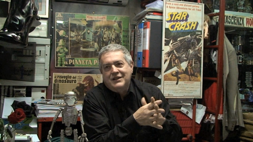 Starcash: Luigi Cozzi Interview