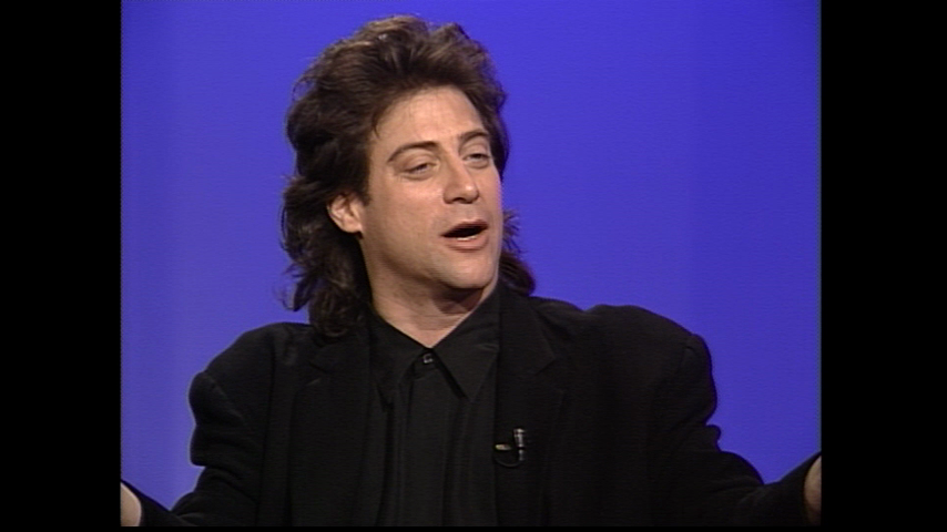 The Dick Cavett Show: Comic Legends - Richard Lewis (September 13, 1990)