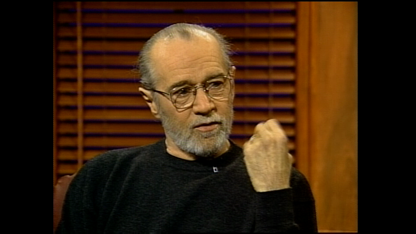 The Dick Cavett Show: Comic Legends - George Carlin (December 1, 1992)