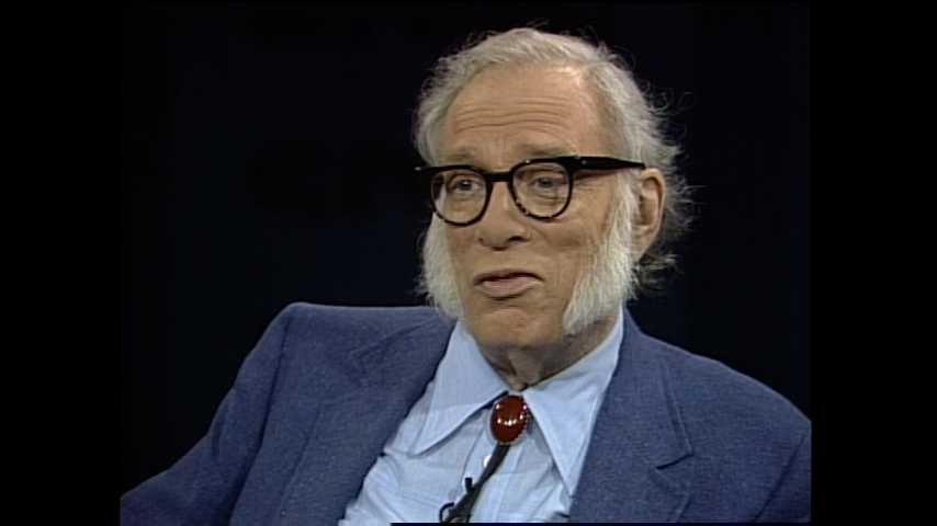 Authors Part 2: September 20, 1989 Isaac Asimov Pt. 2