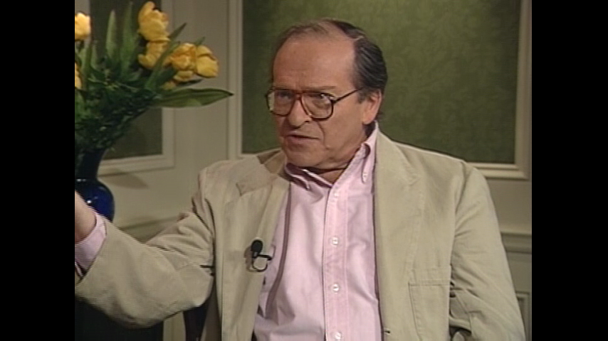 Authors Part 2: July 16, 1995 Sidney Lumet