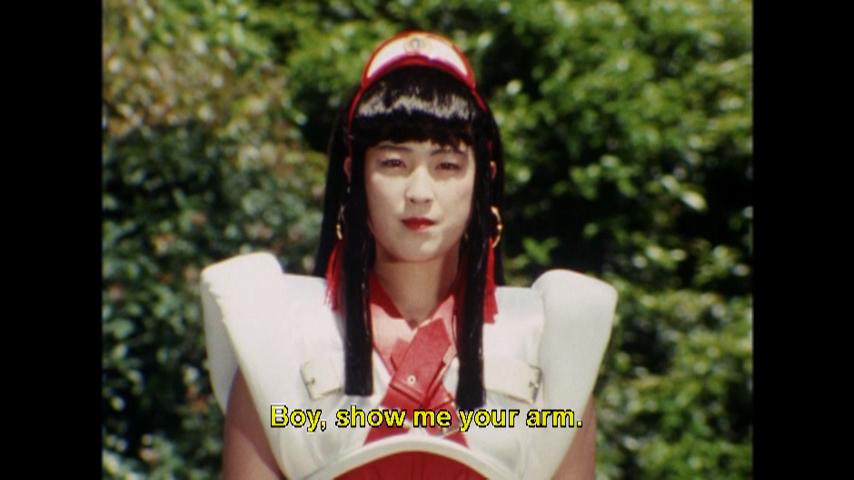 The (Secret) Byakko-chan
