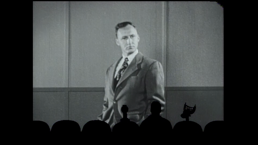 MST3K Short: Speech Platform Posture and Appearance